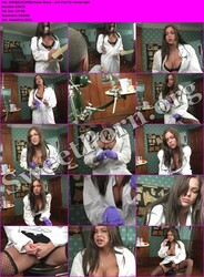 JerkOffInstructions.com [02.26.2010] Hunter Bryce - Jerk it for Dr. Hunter Thumbnail