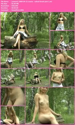 Zemani.com [zemani] 2009-04-21 oxana - naked forest part 1 Thumbnail